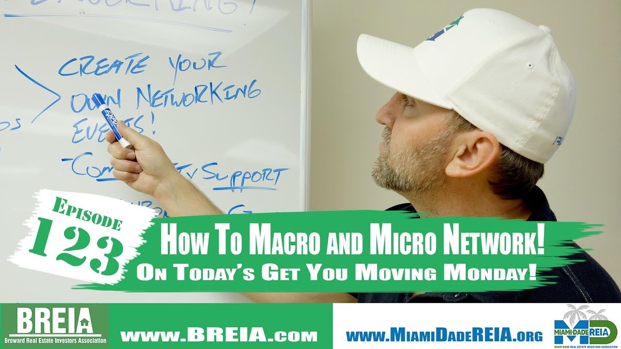How To Micro & Macro Network